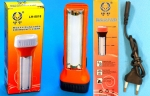 RAPEX: multi-function emergency light - serious alert
